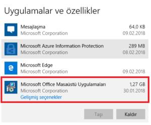 İmza düğmesine tıklandığında Outlook donuyor.